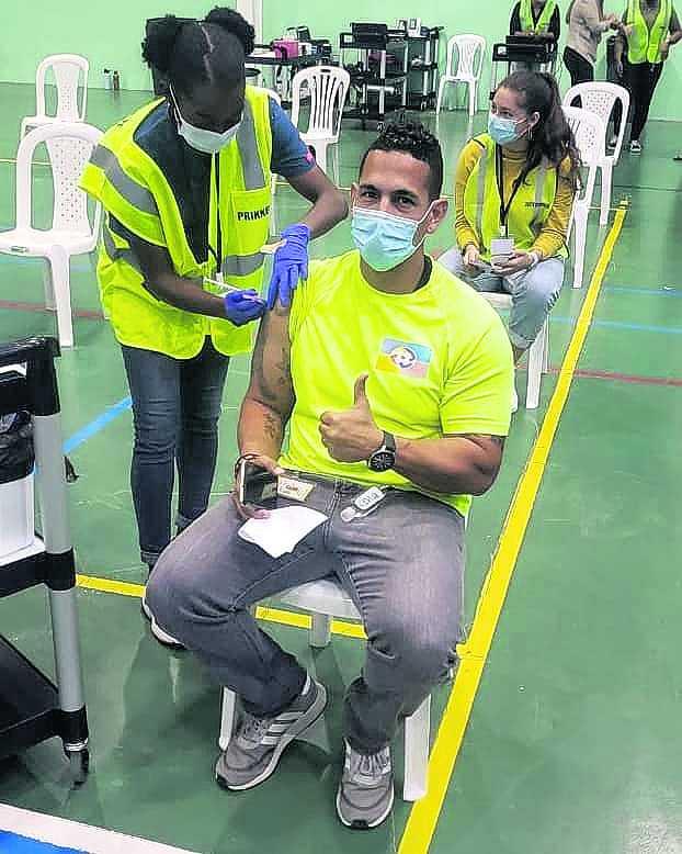Departamento di Salubridad Publico: Aruba ta vacunando