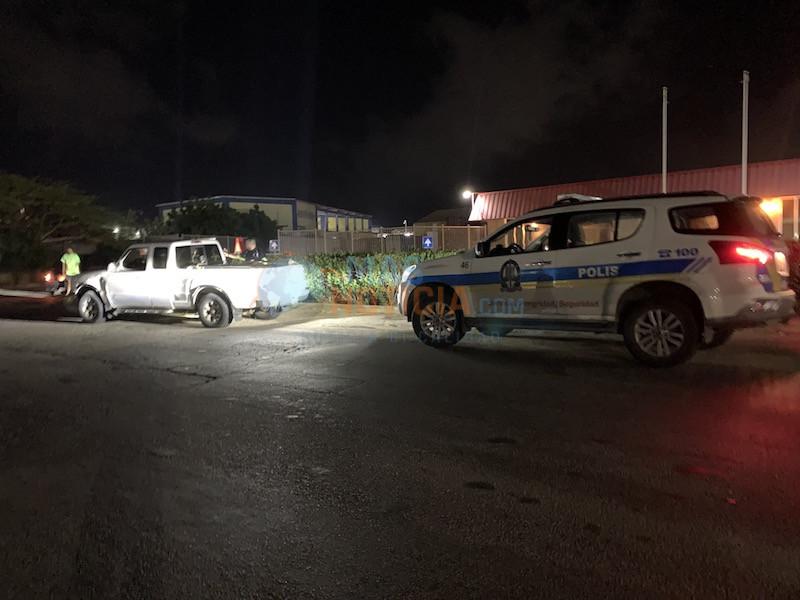 Pickup habri laga atras dilanti fcca na Sabana Blanco
