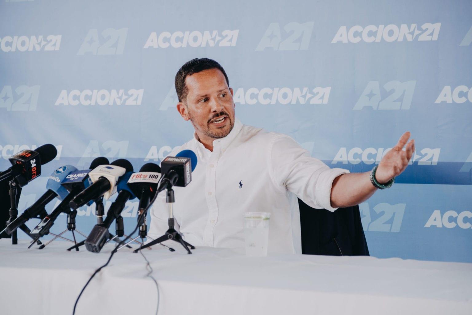 'A yega ora pa bisa ayo na politica tradicional'