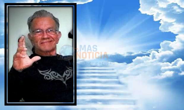 Anuncio di morto: Roberto Simon Croes