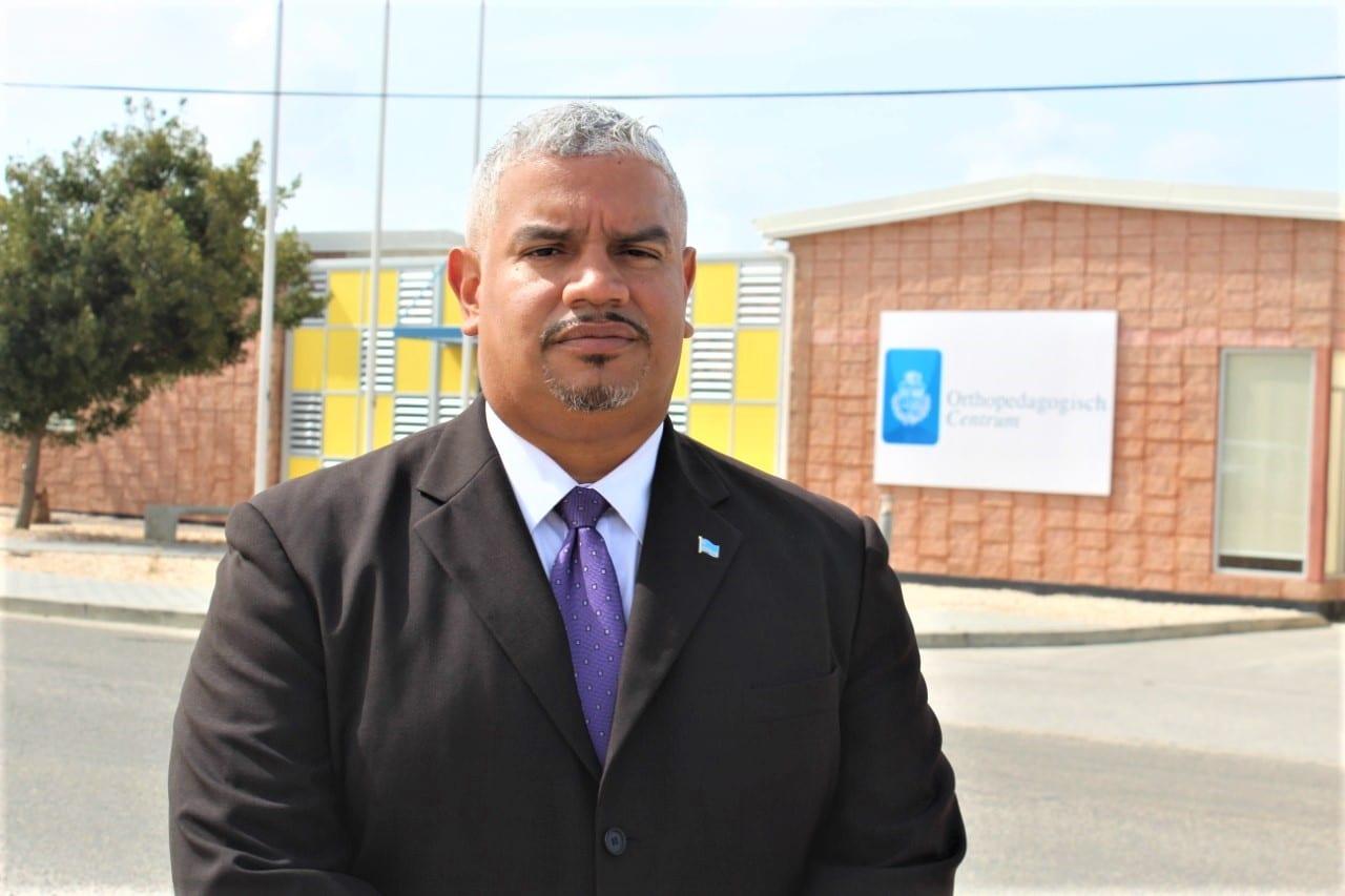Robert Candelaria (AVP): Mester traha riba sentido di siguridad den nos comunidad awor!