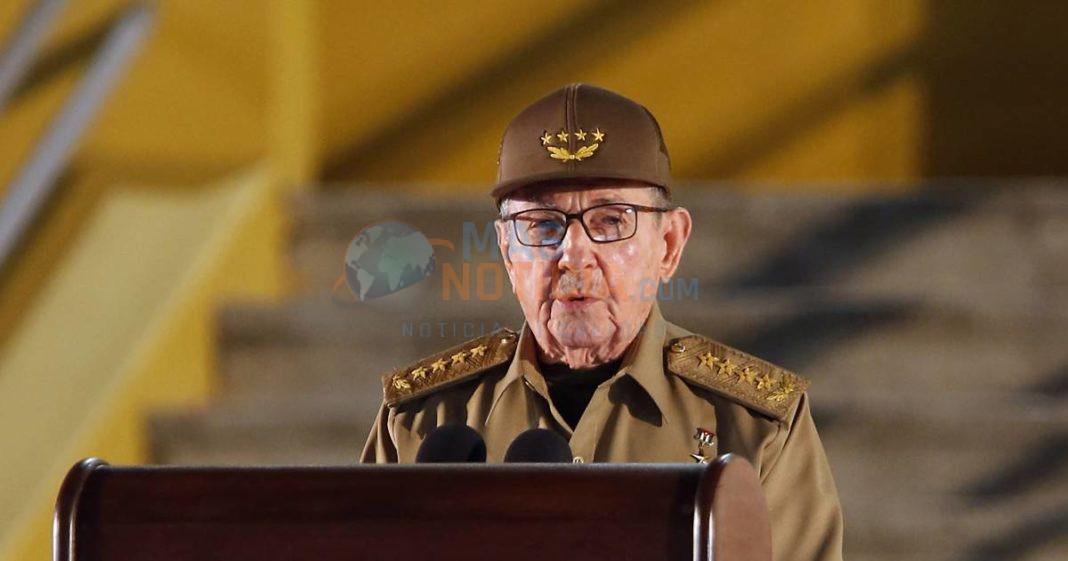 Raul Castro ta bandona politica