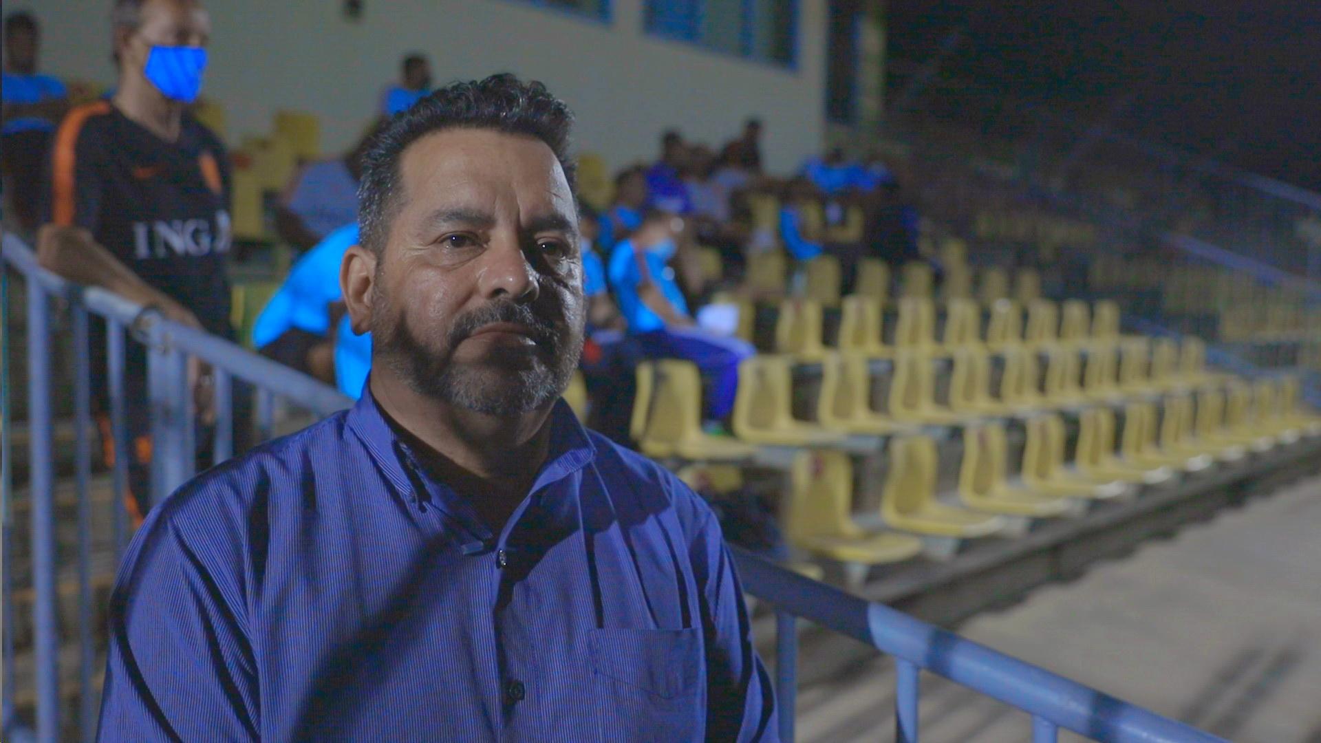 AVB: Diesocho coach participante den curso di B-License