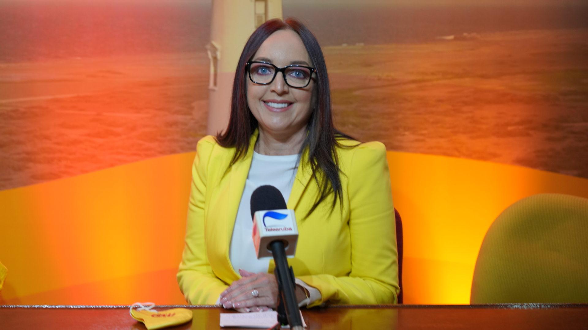 Partido MEP: SHANNON HENRIQUEZ CANDIDATO NOBO RIBA LISTA DI MEP