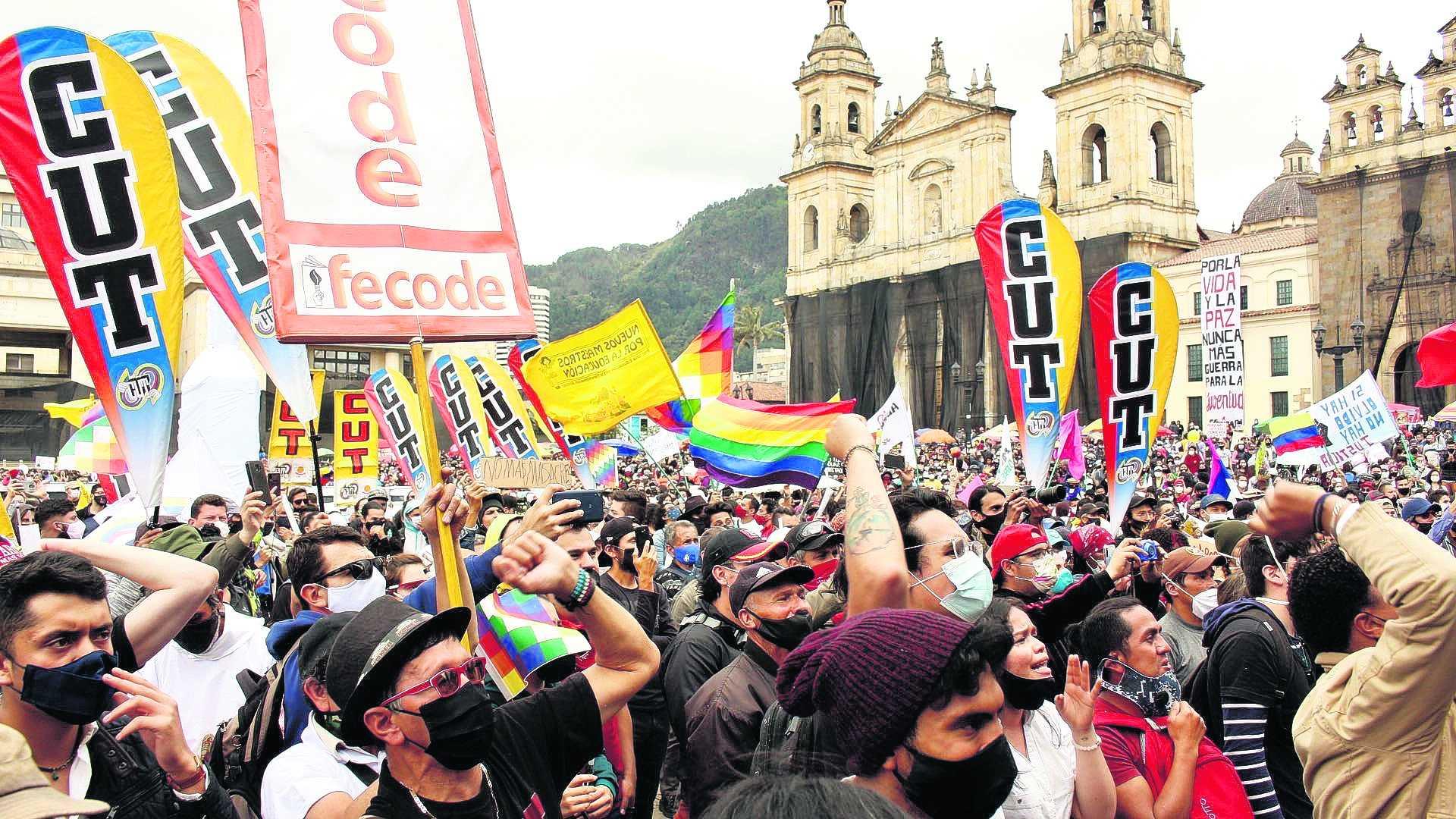 Colombia: Varios central obrero ta convoca welga nacional nobo pa mañan