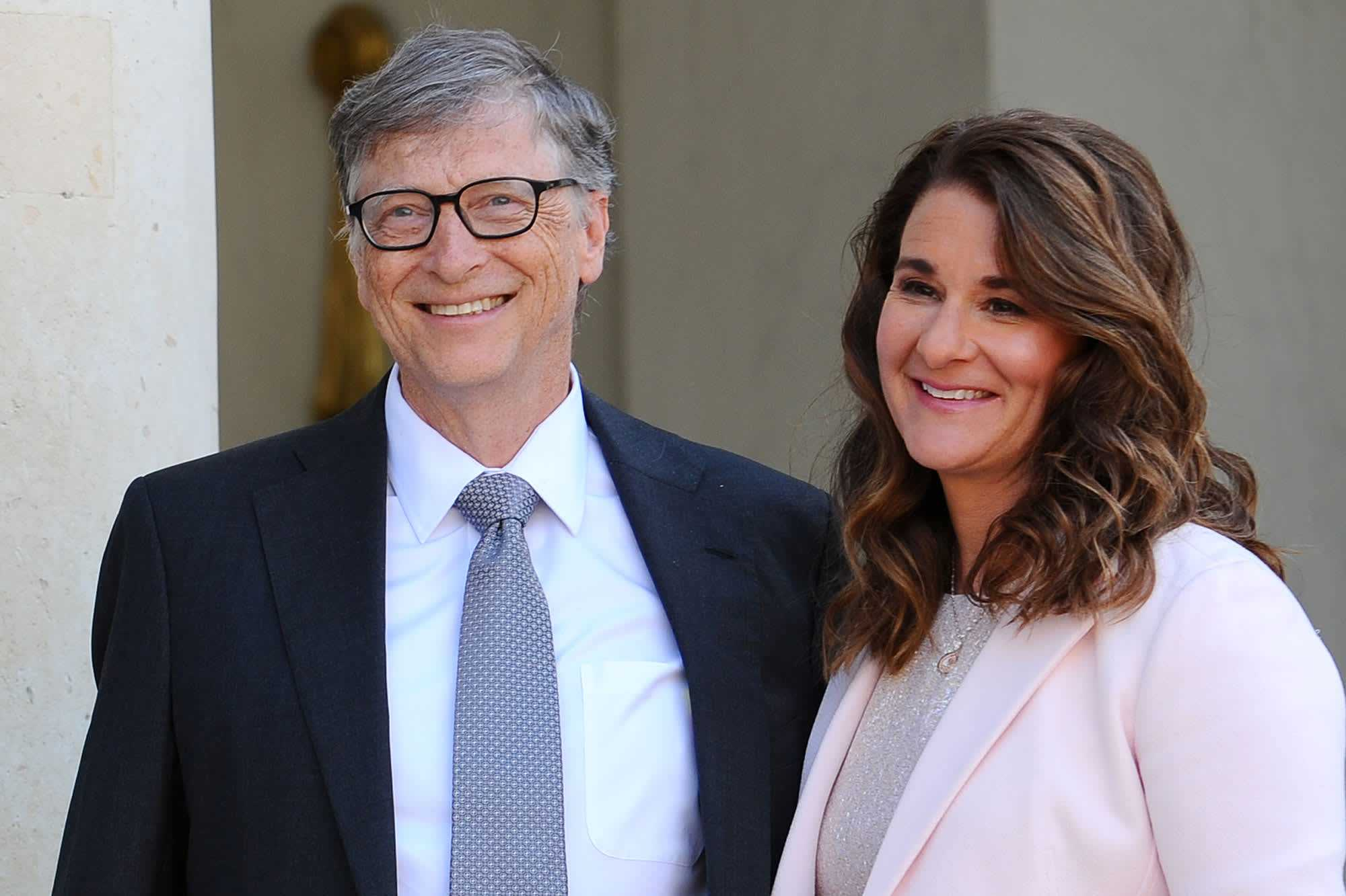Bill y Melinda Gates ta anuncia fin di nan matrimonio