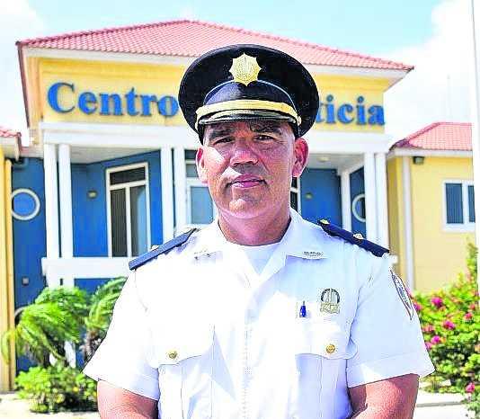 Cuerpo Policial durante weekend a atende cu en total di 28 asistencia cu tabatin di haber cu campaña politico