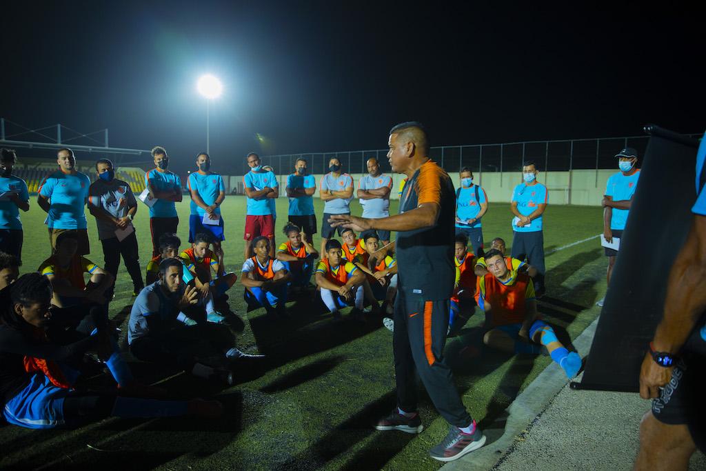 Awendia tin mas oportunidad: Lo desaroya mas futbolista femenino na Aruba