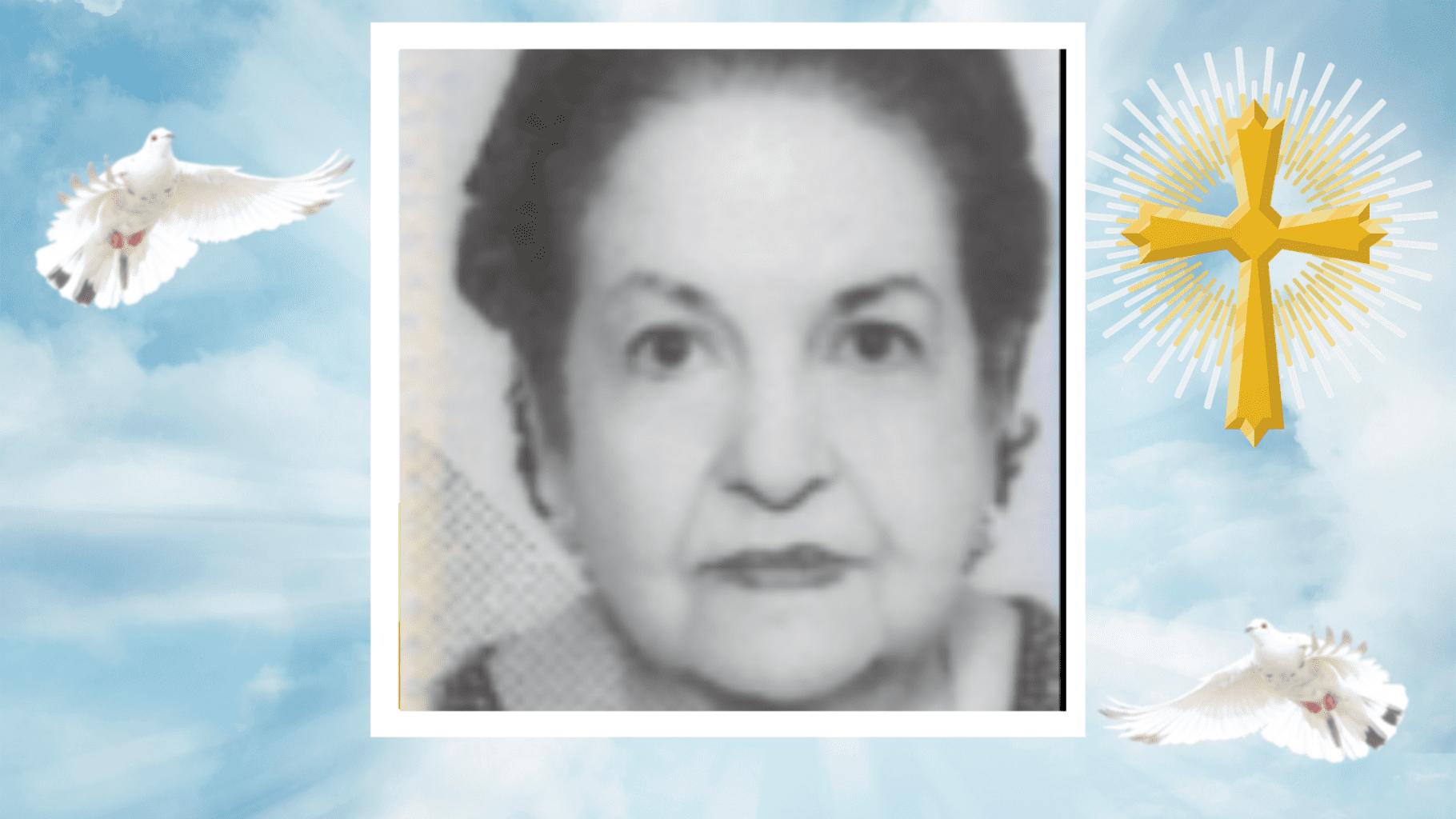 A fayece: Olga Marina Habibe Osorio