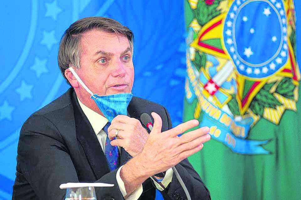 Brasil: Bolsonaro a avisa cu por actua contra restriccionnan pa covid por medio di un decreto