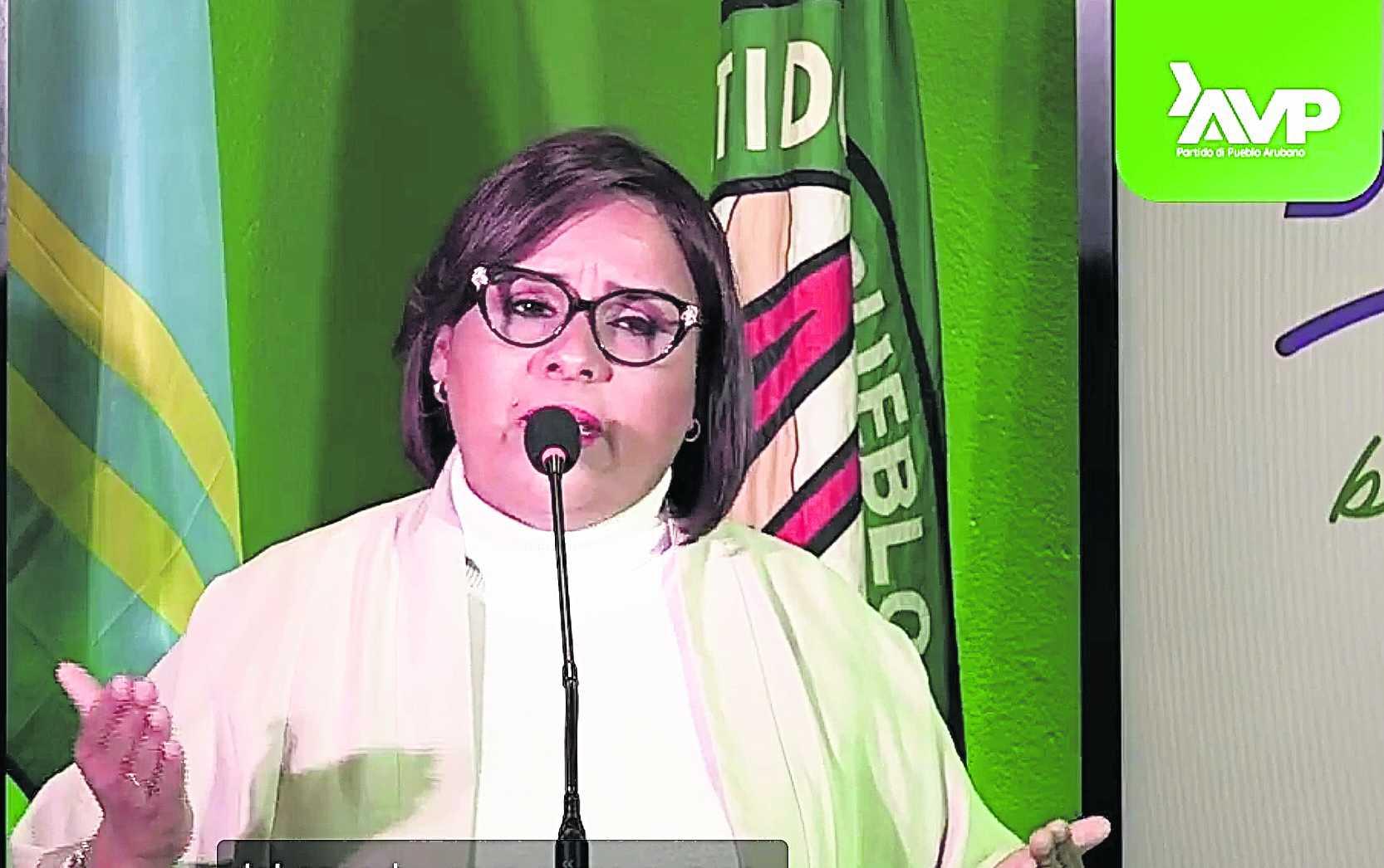 Dr. Selene Kock: Cuido di salud ta funciona no danki na gobierno, pero apesar di gobierno