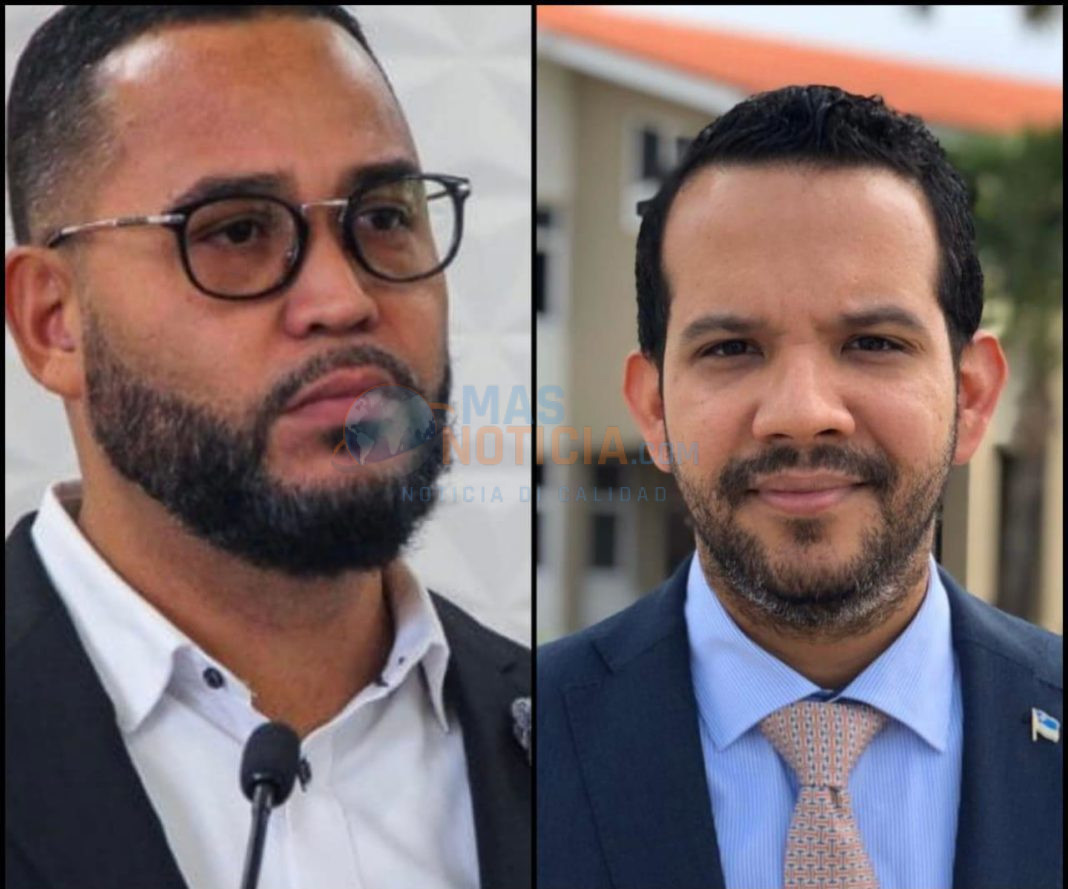 Chris y Richard den incertidumbre: Tension fuerte den e 2 partidonan politico di mas grandi