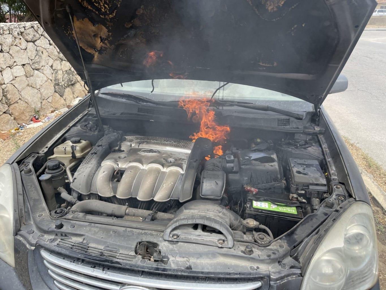 Auto a pega candela