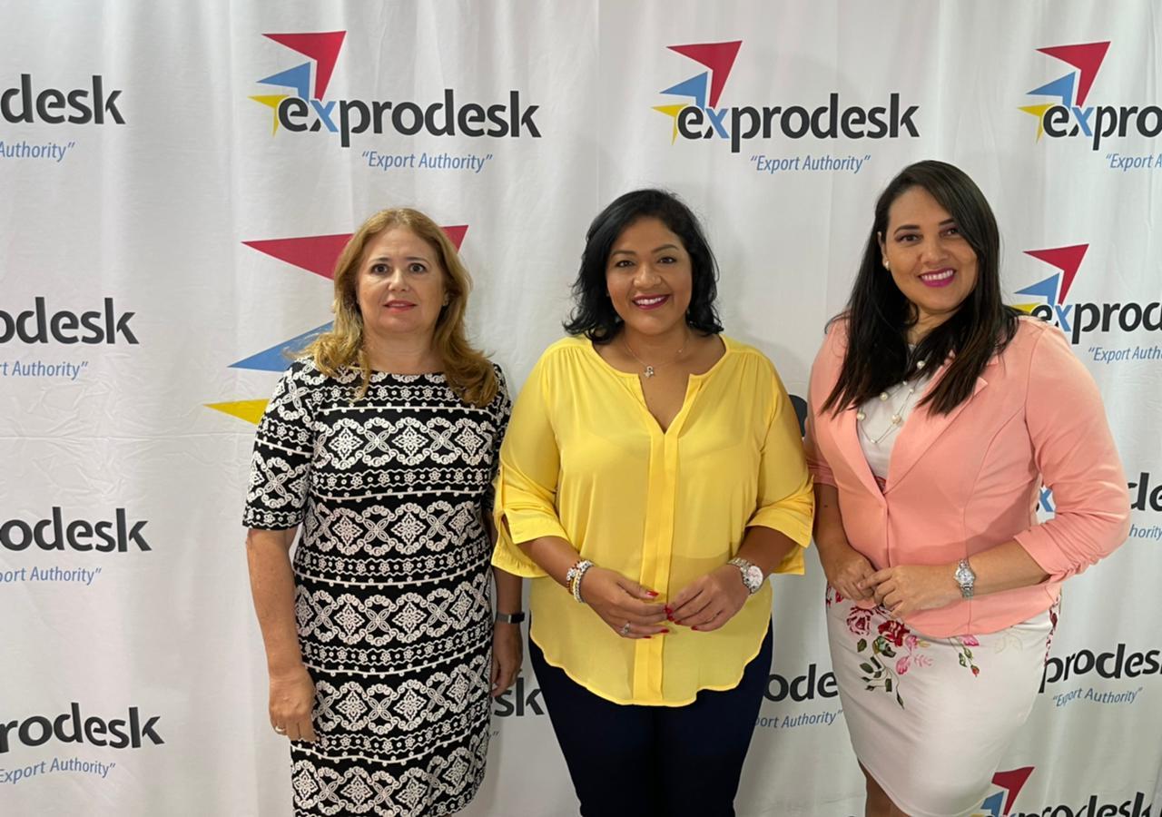 Minister Xiomara Maduro a haci apertura di 'Export Week 2021: Conquering new horizons'