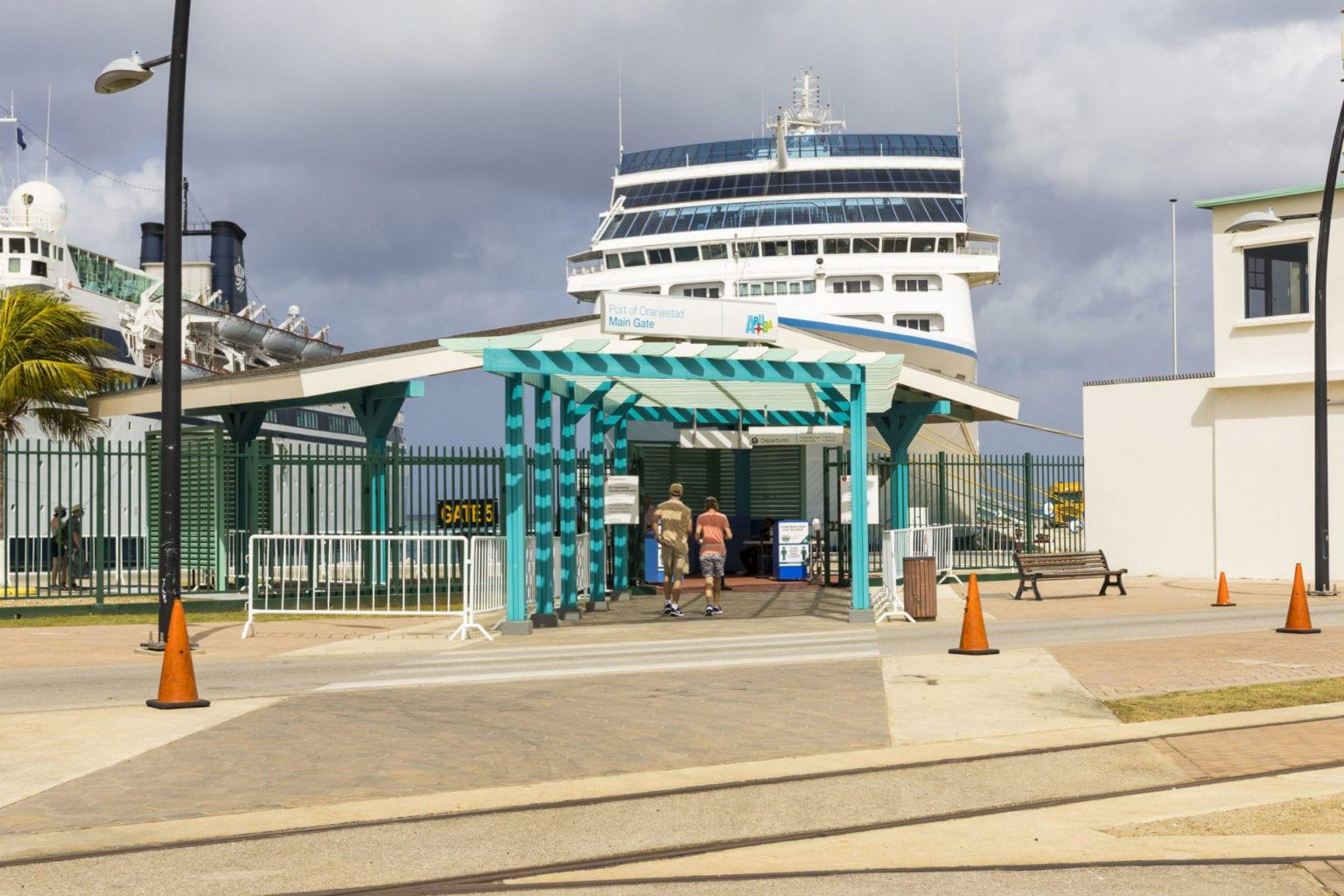 Asociacion Welcome Plaza contento cu reactivacion di industria crucero