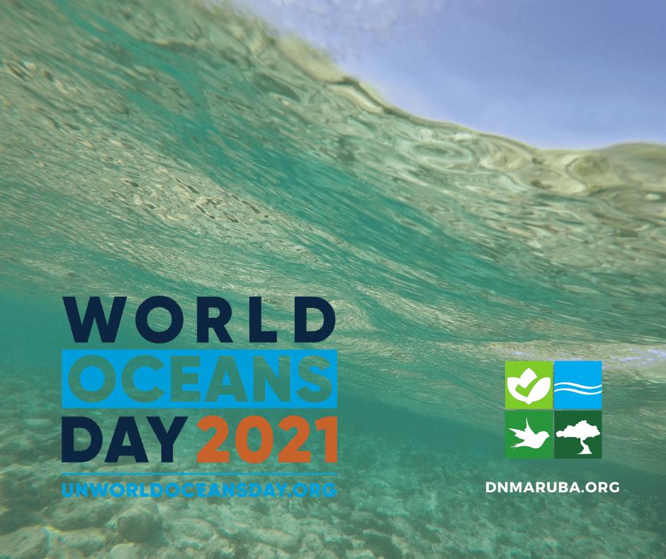 Dia mundial di Ocean: Bida marino y servicio brinda pa ocean ta importante