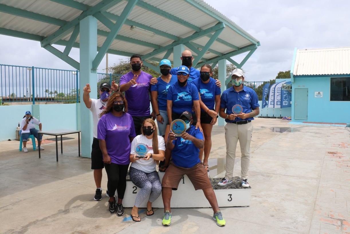 Aruba Dolphins ganado Campeonato Arubano 2021