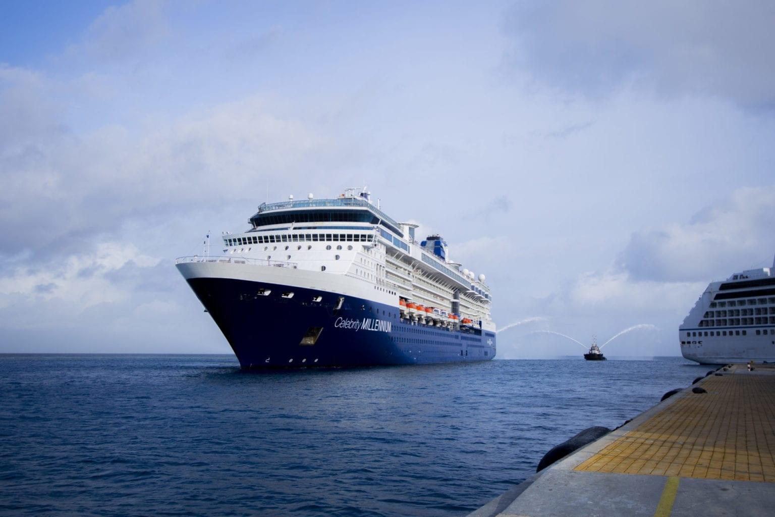 Aruba a habri pa crucero atrobe