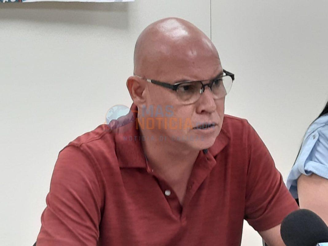 Vladimir de Cuba: Hamas St Aloysius School lo acepta un facelift so pa nan edificio