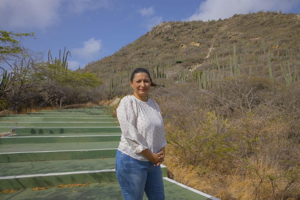 Natalie Geerman: PPA ta cla pa cambia enseñansa na Aruba