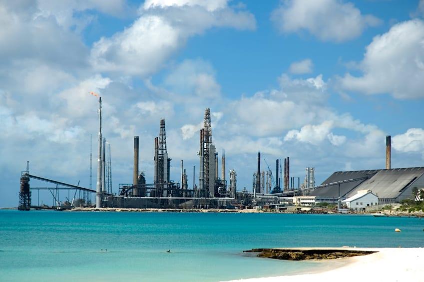 Sucursal di Citgo ta disolve unidad di downstream di Aruba