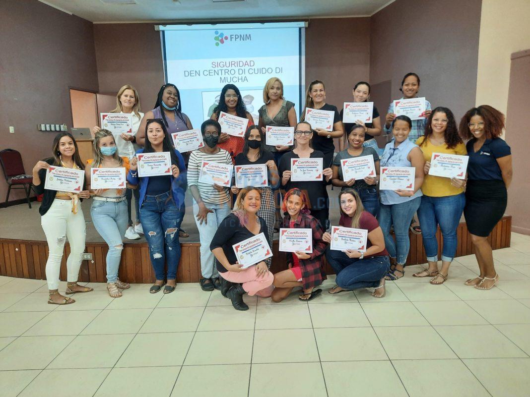 Workshop: Prome asistencia, CPR y Siguridad den centro di mucha