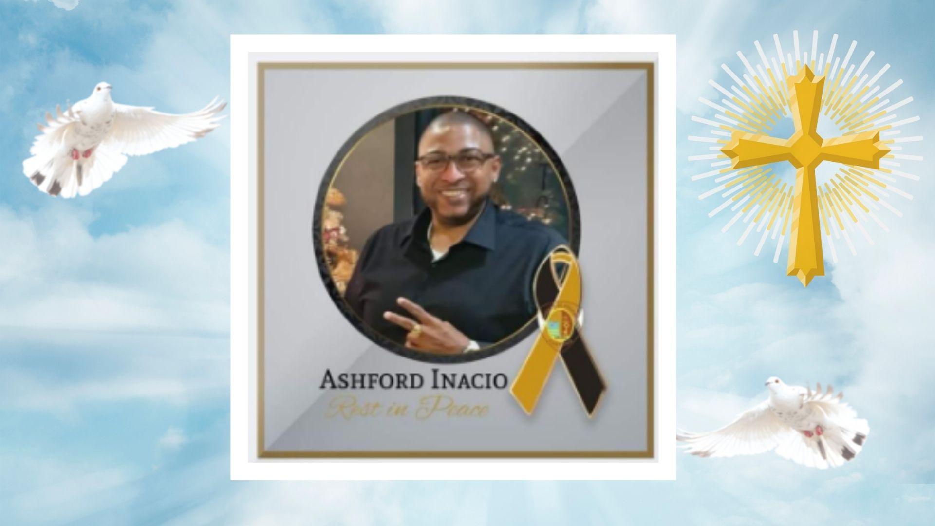 A fayece: Ashford D. G. Inacio