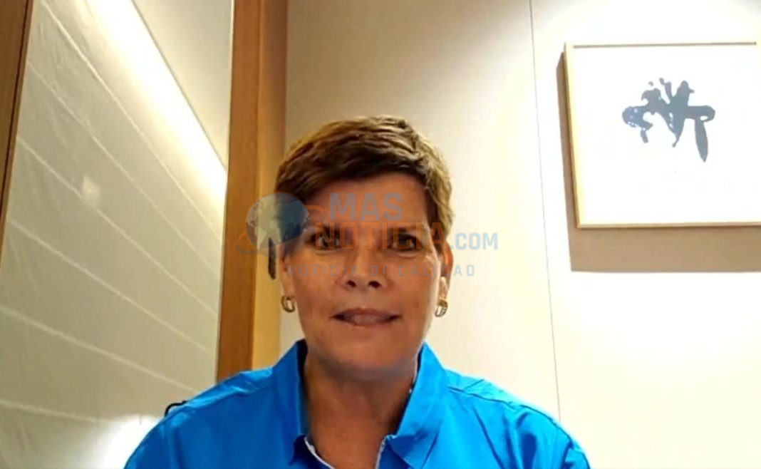 Nicole Hoevertsz a bira vicepresidente di Comite Olimpico Internacional