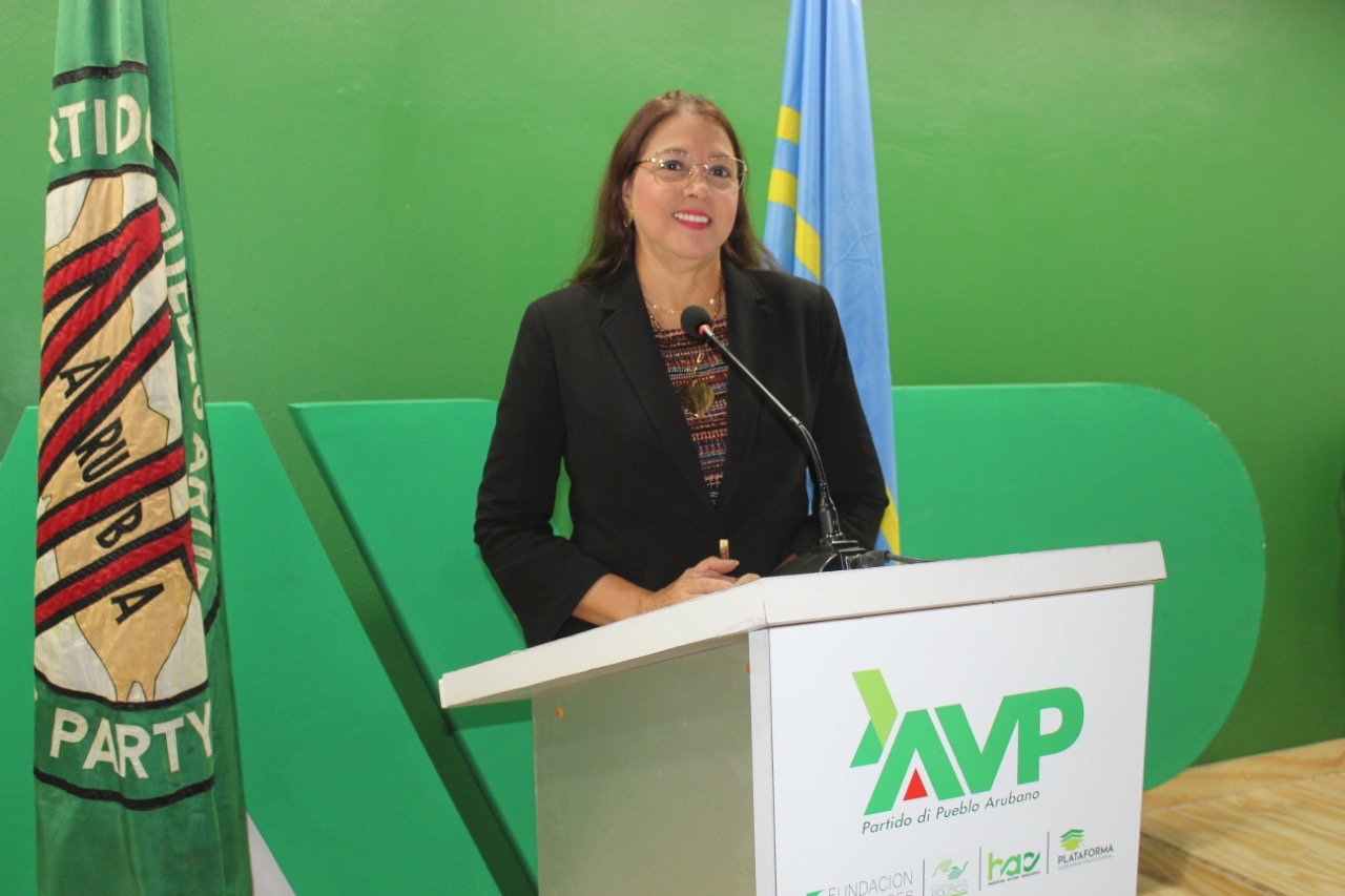 Mervin Wyatt-Ras (AVP): Minister demisionario no kier carga responsabilidad