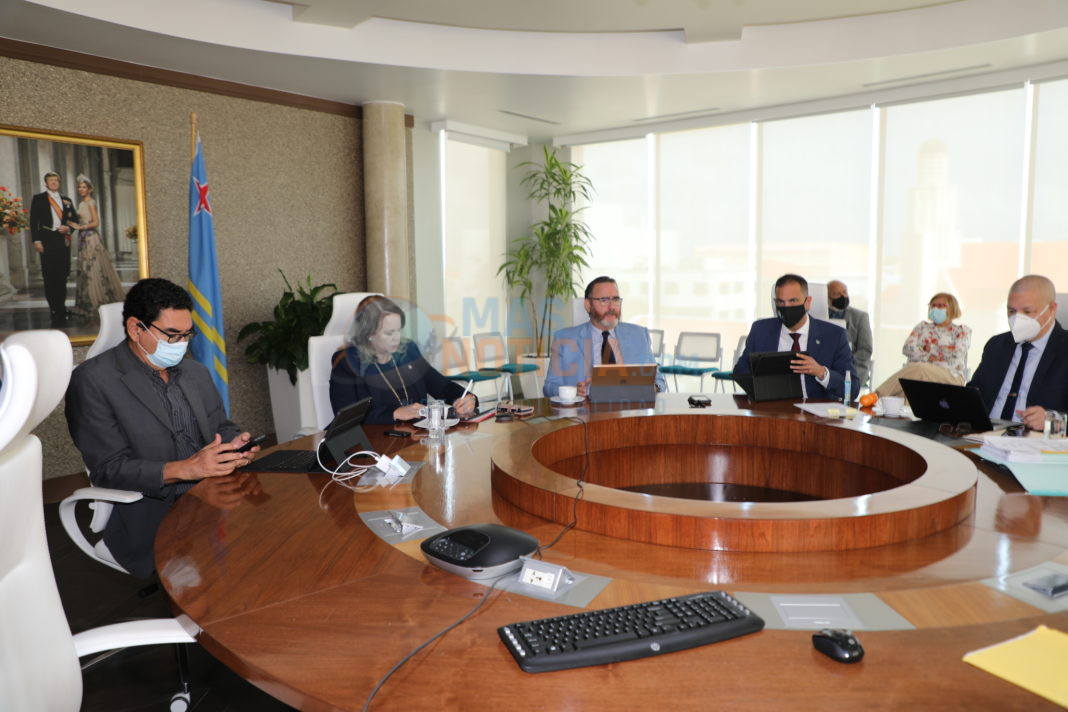 Prome Minister Evelyn Wever-Croes: Minister Lampe mester compronde cu e ta demisionario