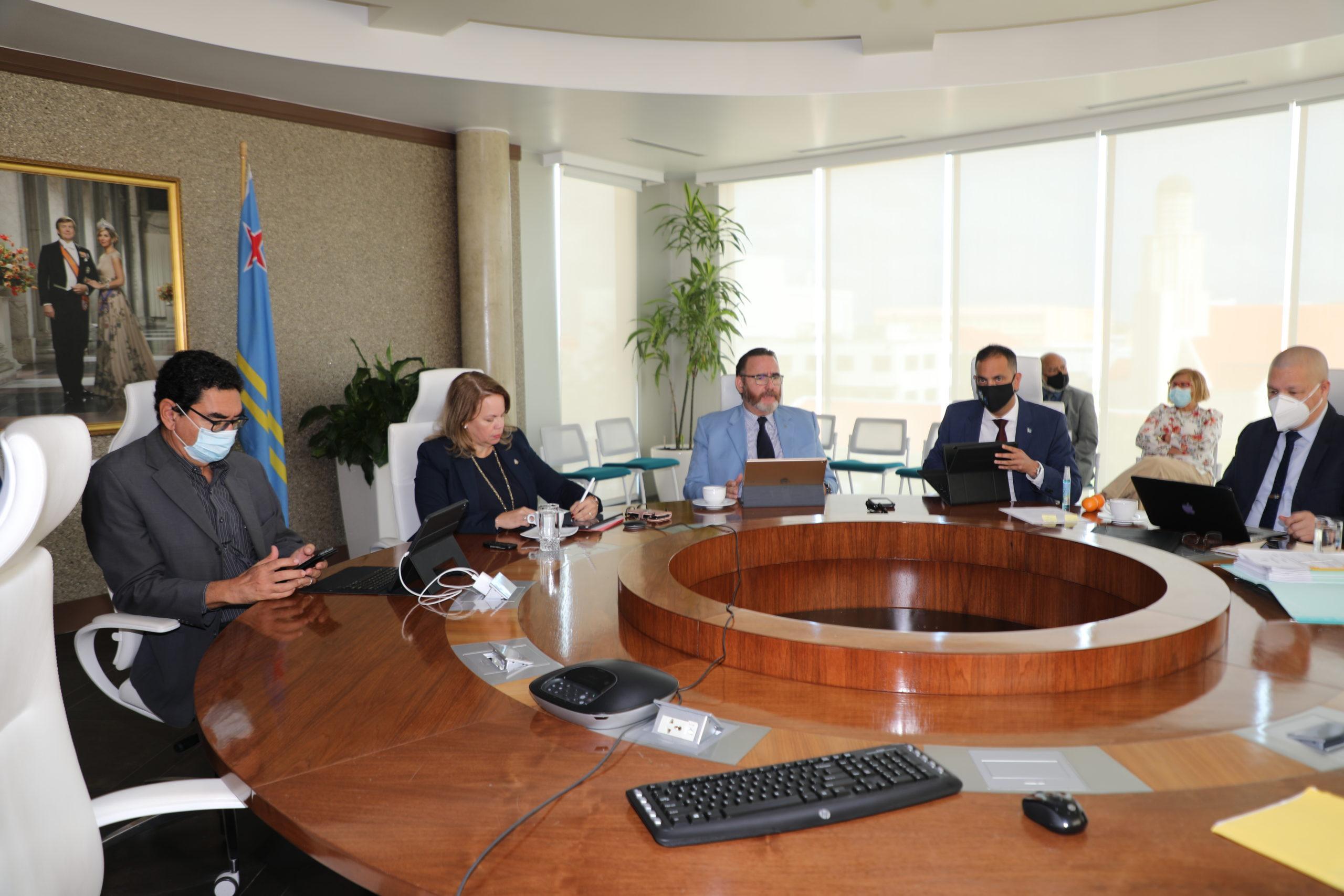 Prome Minister: Minister Lampe mester compronde cu e ta demisionario