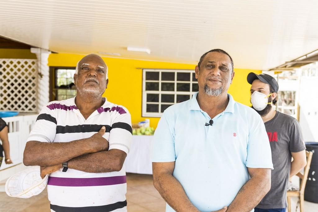 Comunidad musulman na Aruba ta respeta leynan di e pais