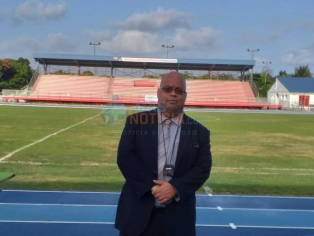 Aire nobo pa Futbol: Randolf Lacle a bira e presidente nobo di AVB