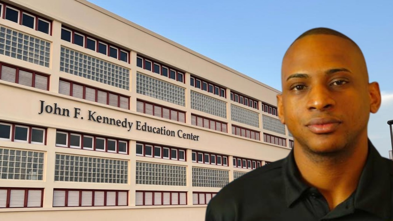 Autoridad a drenta busca evidencia den caso di Franklin Priest na JFK Education Center