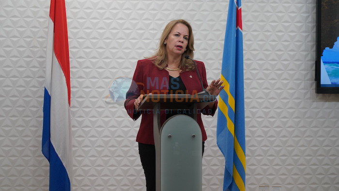 Prome Minister Evelyn Wever-Croes: Update Covid 19: Ta evaluando e siguiente pasonan cu lo mester tuma