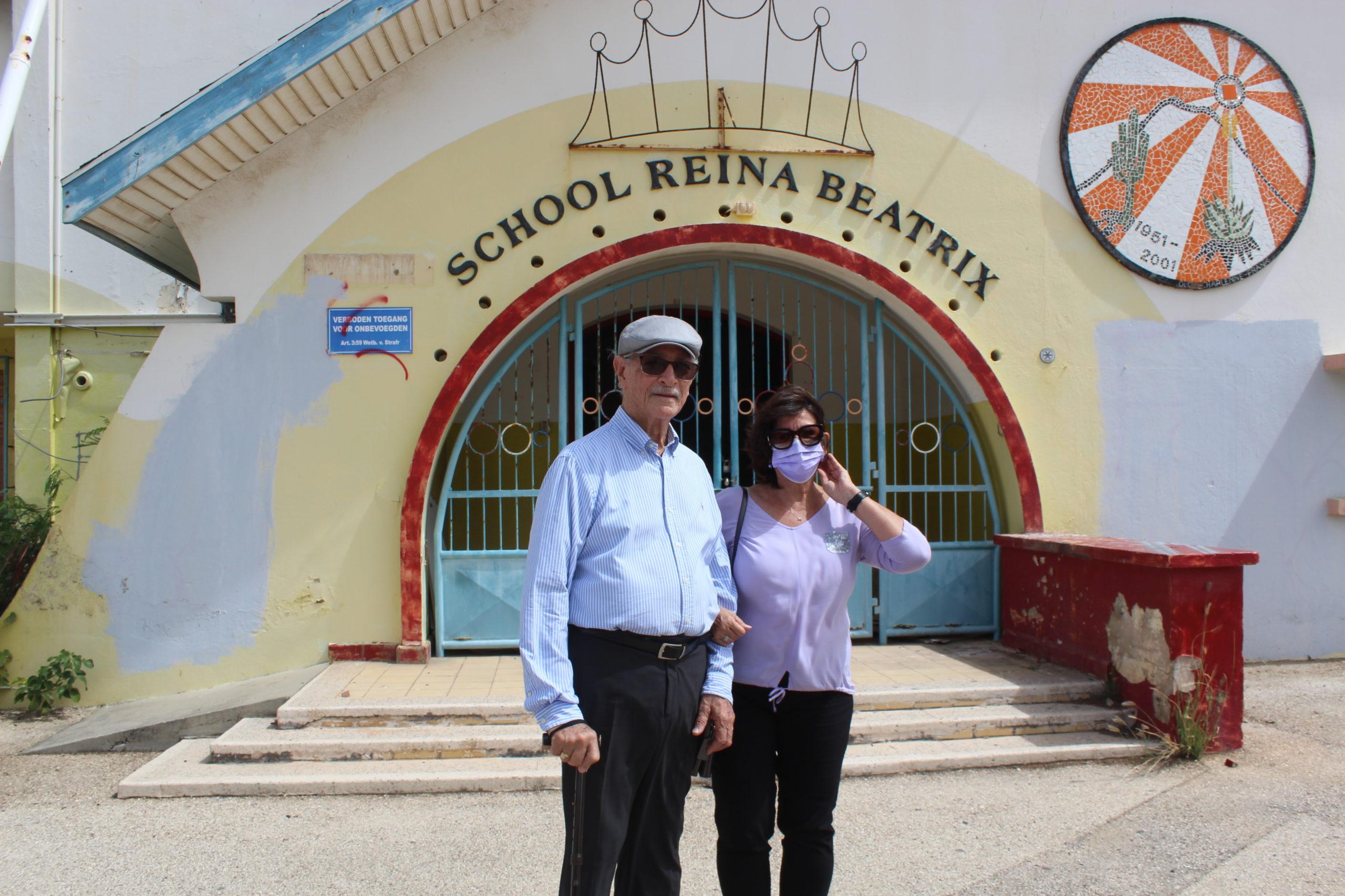 Grito di auxlio: Ban rescata Juliana- y Beatrixschool