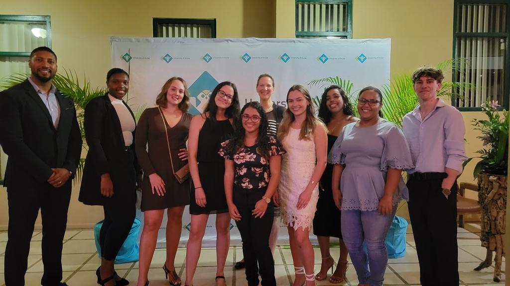 Apertura aña academico na Universidad di Aruba