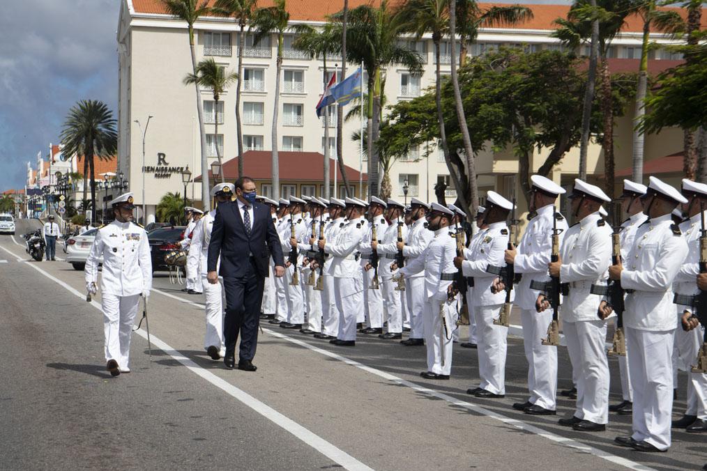 Discurso di S.E. Gobernador di Aruba Alfonso Boekhoudt