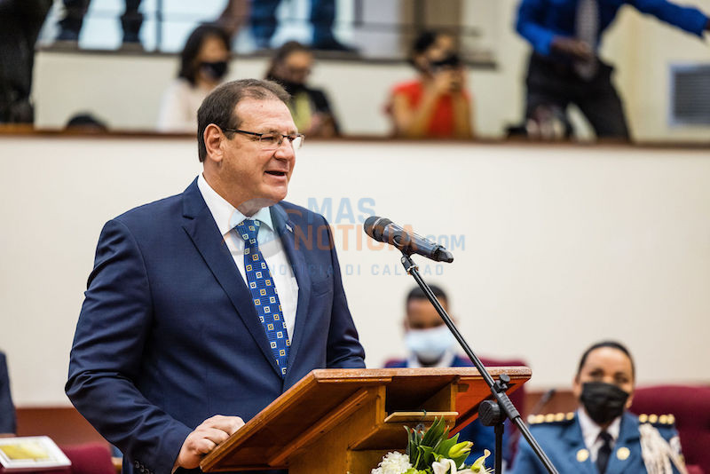 Apertura aña parlamentario 2021-2022