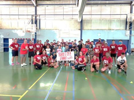 Programa SHUTTLE TIME tabata un exito na Aruba