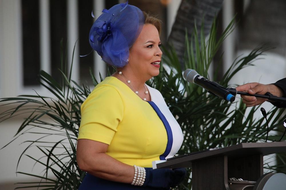 Mensahe di Prome Minister Evelyn Wever-Croes: Disciplina y sacrificio semper a yuda nos sali padilanti