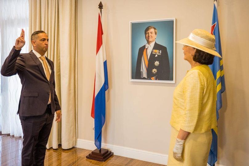 Minister Dangui Oduber: Cla pa sigui traha y sirbi pais Aruba na e mihor forma posibel