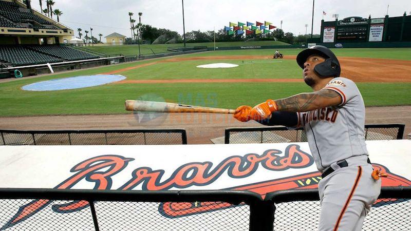 Chadwick Tromp lo forma parti di Atlanta Braves
