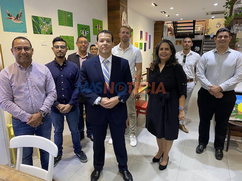 "Minister Rocco Tjon tabata presente na ""Circular Economy Masterclass Aruba"""