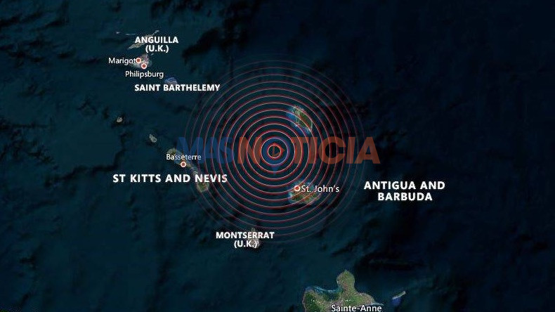 Temblor di 4.6 a dal na islanan ariba